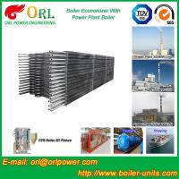 Quality Power Station Boiler Stack Economizer / Steam Boiler Economizer Tubes wholesale