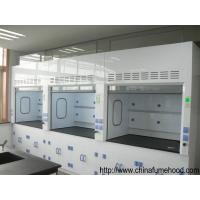 Quality High Standard FRP Lab Fume Hood in Laboratory Furniture From China Lab Factory wholesale