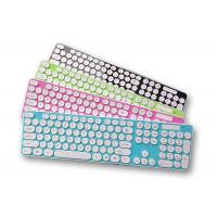 Quality 2.4 Ghz Wireless Keyboard And Mouse Combo For Windows 2000 / XP / VISTA / 7 / 8 wholesale