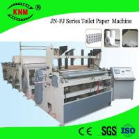 Quality Brand new toilet paper making machine for sale with toilet paper roll cutter wholesale