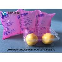 Quality 25mic Thickness HDPE Gas Charging Air Cushion Films Air Filled Bag Customized Size wholesale