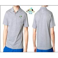 Sell Newly a-didas sports pure cotton polo collar short sleeve tshirt,popular