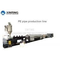 China Composite 10kg/H 16mm Ppr Pipe Extrusion Line on sale