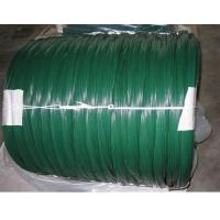 Quality Decorative PVC Coated Inner Black Annealed Binding Wire For Construction wholesale