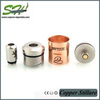 Quality Copper Stillare RDA Dripping Atomizer Pure Stainless Steel With 3 Pin wholesale