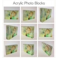 Cheap 2016 new invention diy perpex acrylic photo blocks for wholesale for sale