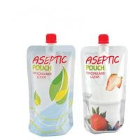 China custom design Laminated Material  standing up Plastic spout pouch for Liquid on sale