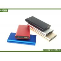 China Small Size External Power Bank  2000mAh , Portable USB Battery Charger For Cell Phone on sale