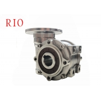 China 15:1 Stainless Steel Worm Gear Box For Underwater Work on sale