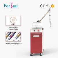 Quality Manufacturer supply Q-Switched Nd yag 1064nm Laser  Machine for Tattoo Removal wholesale