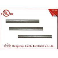 Quality 1-1/2 Inch EMT Electrical Metallic Tubing Outdoor with Hot Dip Galvanized , B235 Material wholesale