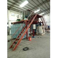 Quality Waste Foam Reused Foam Recycling Machine , Sponge Rebound Foaming Making Machine wholesale