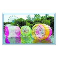 Quality Durable Water Blow Up Toys Inflatable Roller Ball With 1.0mm PVC (CY-M2126) wholesale