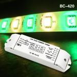 Quality with duplex push dim button RGBW 4 channel led rgb controller wholesale