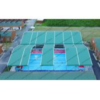 Quality High Tech Aluminum Waterproof  Sport Event Tents for Swimming Pool wholesale