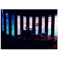 Buy cheap Indoor Wall Mounted P4 HD LED Wall Video Display With High Brightness product