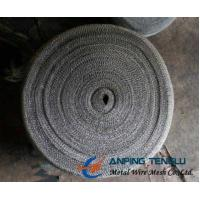 Cheap High Efficient Type Knitted Wire Mesh, 300-600 Model, 0.1-0.3mm Wire for sale