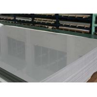 China Stainless Steel Sheet 316 , Food Grade Stainless Steel Plate As Custom Cut on sale