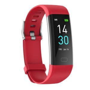 Quality 80*160dpi Pulsera Ble5.0 105mAh Fitness Tracker Wristband Watch wholesale