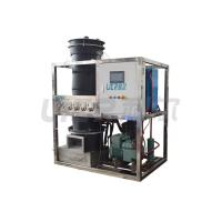 Quality China Top Manufacturer Tube Ice Maker Cyclinder Ice Making Machine 1ton to 30tons wholesale