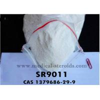 Quality Pharma Grade SR9011 SARMs Raw Powder For Muscle Building Supplements wholesale