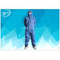 Quality Hospital Disposable Coverall Suit Medical Polypropylene Coveralls For Cleanroom wholesale