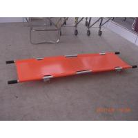 Quality Safety Patient First Aid Patient Collapsible Aluminum Alloy Foldable Stretcher wholesale