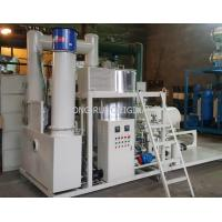 Quality Industrial Used Oil Refining Equipment , Lube Oil To Yellow Oil Regeneration Plant wholesale