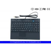 China FCC Waterproof Keyboard , Washable Industrial Computer Keyboard With Function Keys on sale