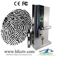 Quality Biometric Fingerprint Door Lock with OLED Display and USB port, electronic biometric door lock (HF-LA501) wholesale
