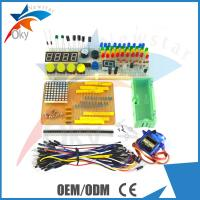 Quality Lightweight Arduino Starter Kit With Plastic Box Electronic Project DIY Motherboard wholesale