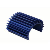 Quality Industrial LED Aluminium Heat Sink Profiles Colourful High Efficiency Enclosure wholesale