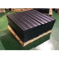 China Black color PP Continuous Fiberglass Reinforced Thermoplastic Rigid Sheet on sale