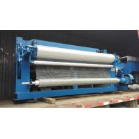 China Full Automatic Welded Wire Mesh Machine 0.45 - 2.7mm Wire Diameter For Roll Mesh on sale