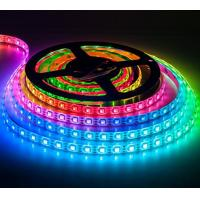 Quality 30 LED/m Flexible LED Strip Lights SMD5050 DC5V Addressable ws2812b LED Strip wholesale