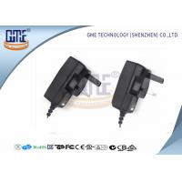 Quality UK Plug 12v Power Adapter Black Switching Power Adaptor 400mA max Input current wholesale