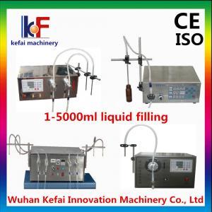 China liquid chalk filling machine on sale