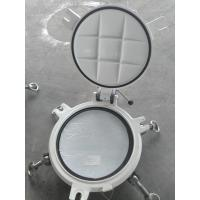 Quality Fixed Model Portlights Marine Windows Marine Ships Scuttle Window With Storm Cover wholesale