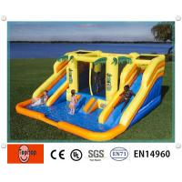 Quality High Density Small Soccer Inflatable Jumping Castle For Kids Or Adults wholesale