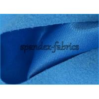 Quality One Side Plain Brushed Polyester Fabric for Tracksuit , 230gsm*1.6m wholesale