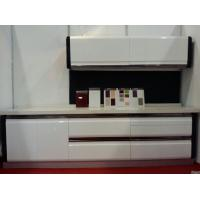 Quality Hot sale High glossy lacquer kitchen cabinet wholesale