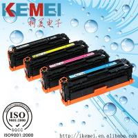China Toner cartridge  CE640-543A  for  HP Color Laserjet CP1215/CP1515/CP1518ni on sale