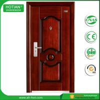 Quality Exterior Steel Door with Mul-T-Lock China Turkish Steel Security Door Design Top Quality Iron Doors wholesale