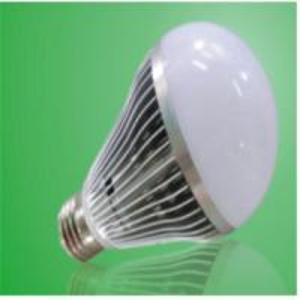 China 9W LED light bulb with nice shape and good heat dispersion  E27 and B22 LED bulb on sale