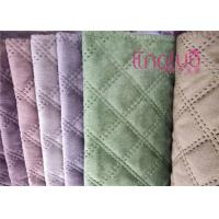 China 100% Polyester Sofa Cushion Cover Material Plain Dyed 140-320cm Width on sale