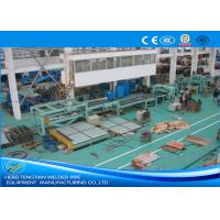 Quality Full Automatic Cut To Length Line Heavy Duty Customized Design Centerline Control wholesale