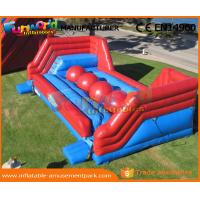 China Inflatable Wipeout Baller Inflatable Sports Equipment Inflatable Wipeout Challenge on sale