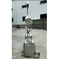 Quality Durable Modern Metal Stainless Steel Sculpture Outdoor For Garden Decoration wholesale