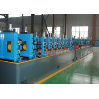 Quality Blue Intelligent Industrial Ss Tube Mill For Stainless Steel Pipe Making wholesale