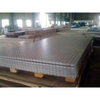 Quality Custom 1000mm - 1500mm 304 430 Checkered Stainless Steel Plate /Sheet GB DIN for Medical Industry wholesale